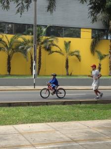 Santi bike ride
