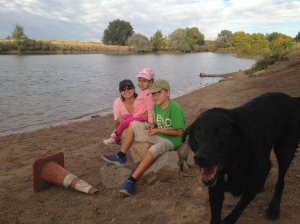 Chatfield dog park